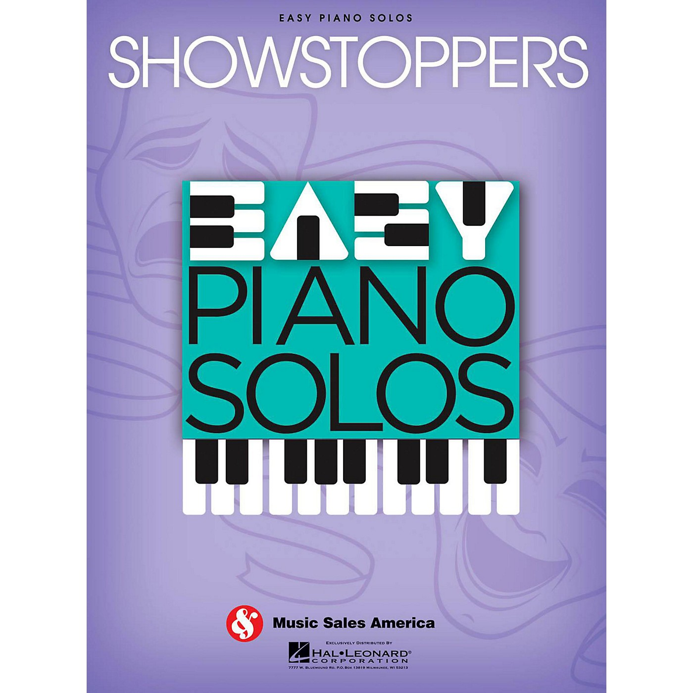 Music Sales Showstoppers - Easy Piano Solos Series thumbnail