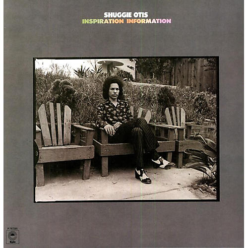 Alliance Shuggie Otis - Inspiration Information thumbnail
