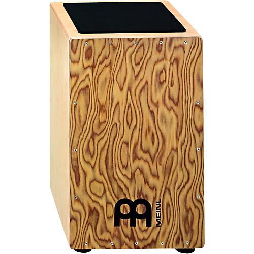 Meinl Siam Oak String Cajon with Makah-Burl Frontplate thumbnail