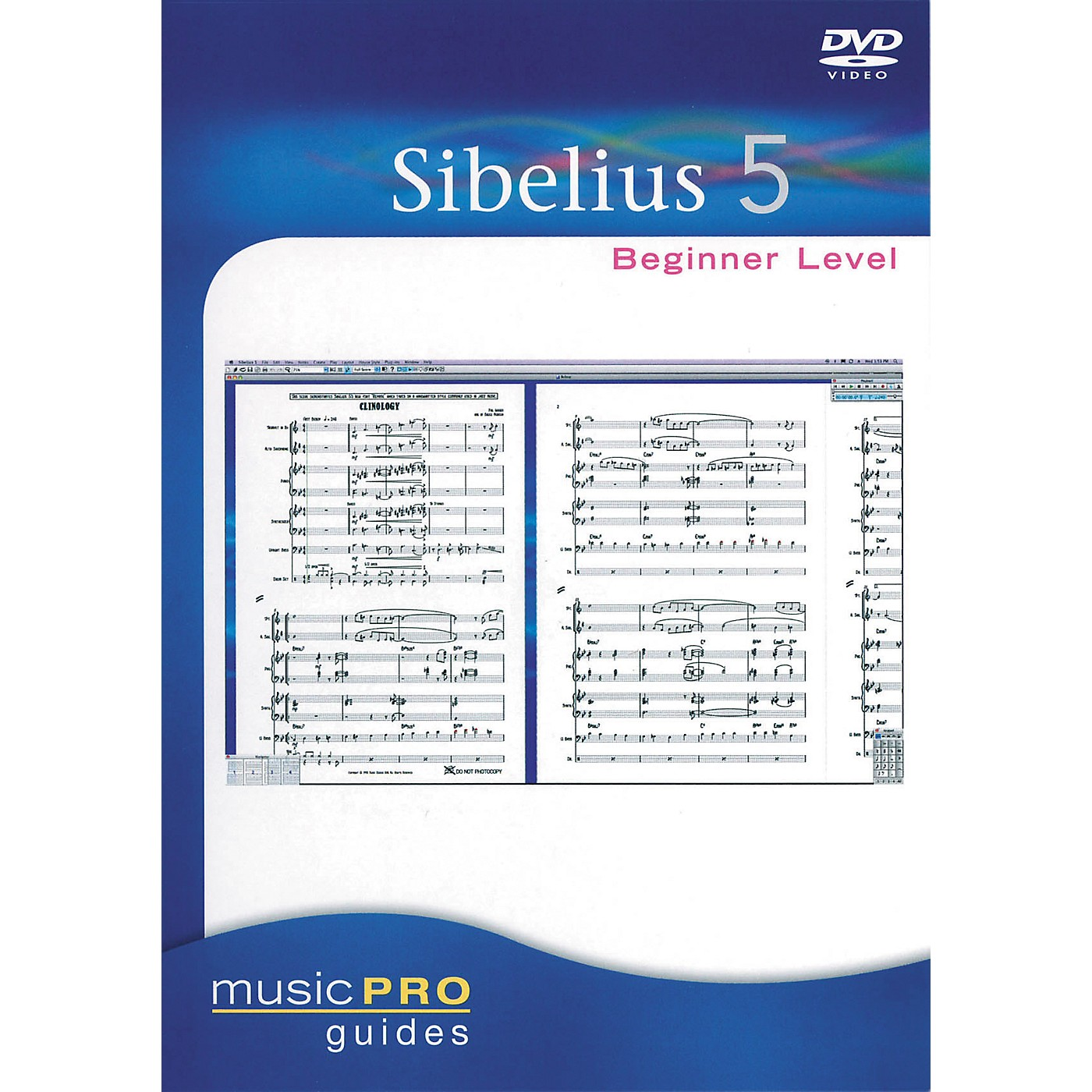 Hal Leonard Sibelius 5 Beginner Level - Music Pro Guides Series (DVD) thumbnail