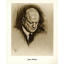 Music Sales Sibelius (Lupas Large Portrait Poster) Music Sales America Series
