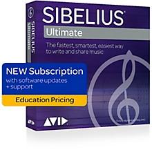 Sibelius Sibelius Subscription for Education