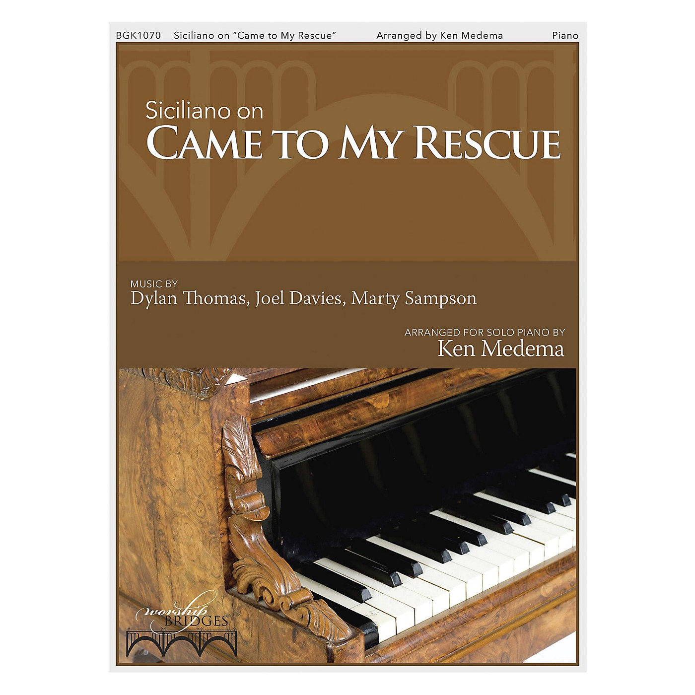 Fred Bock Music Siciliano on Came to My Rescue thumbnail