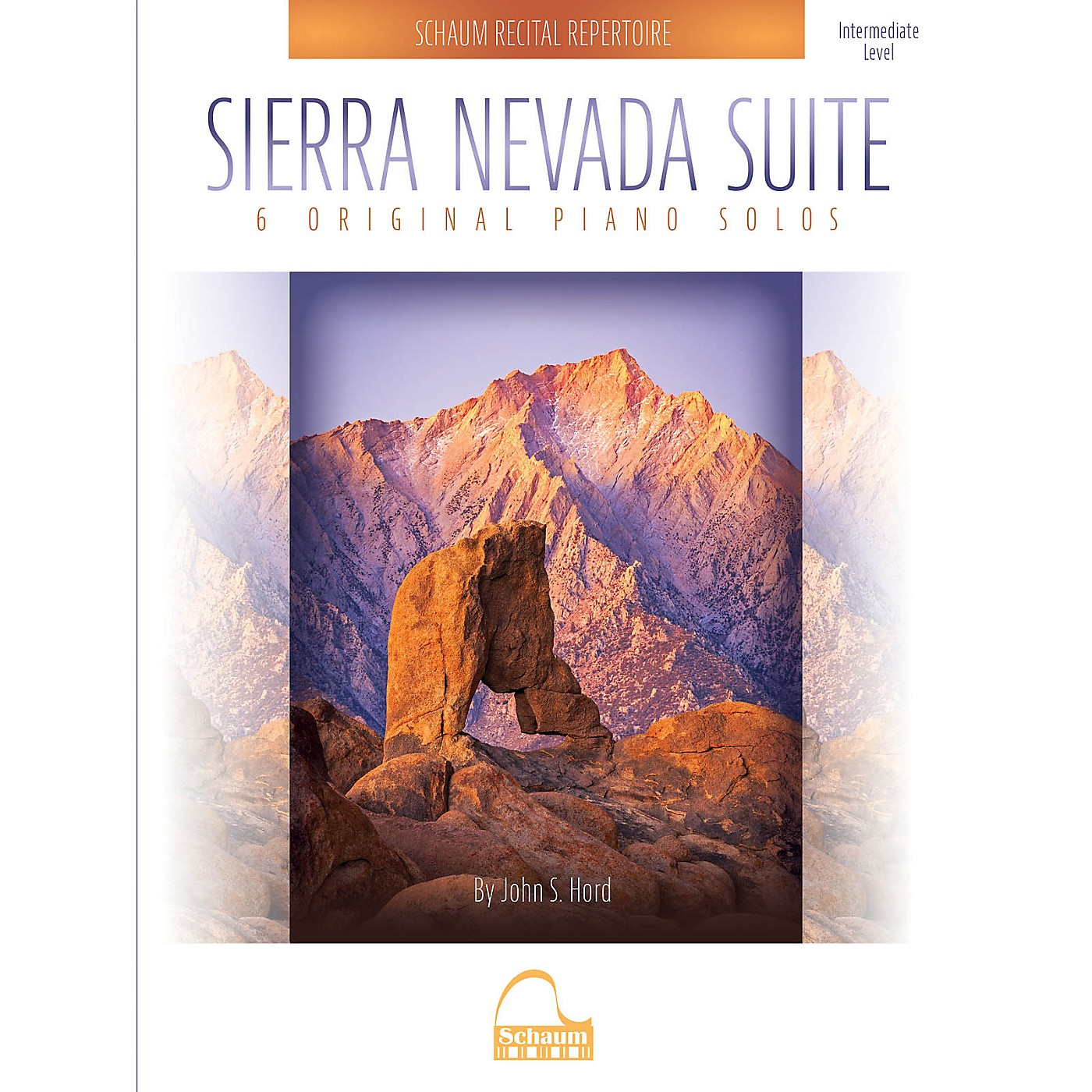 SCHAUM Sierra Nevada Suite Educational Piano Series Softcover Composed by John S. Hord thumbnail