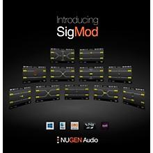 NuGen Audio SigMod Signal Modification Plug-in Modules