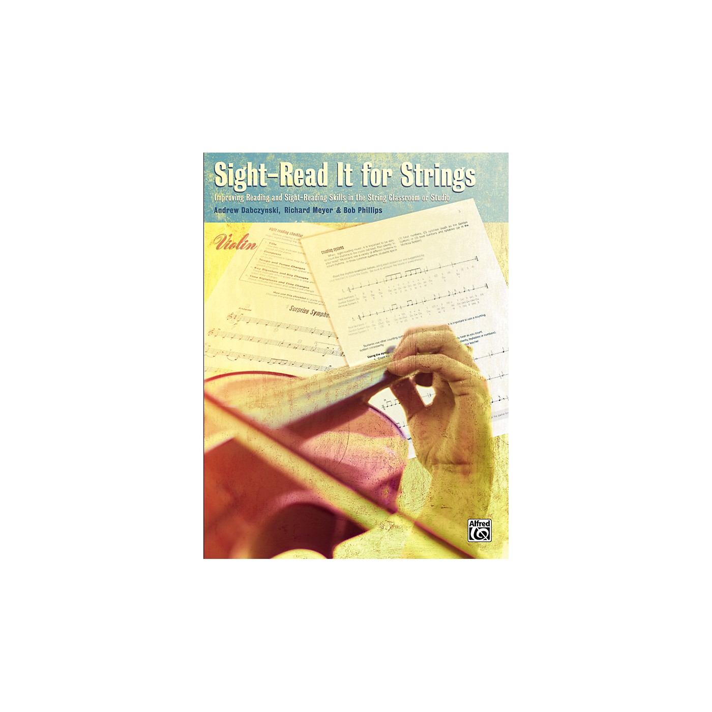 Alfred Sight-Read It for Strings Violin thumbnail