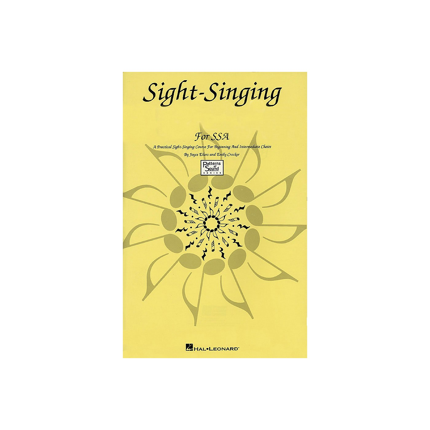 Hal Leonard Sight-Singing For SSA Singer Edition Practical Course For Beg & Intermediate Choirs thumbnail