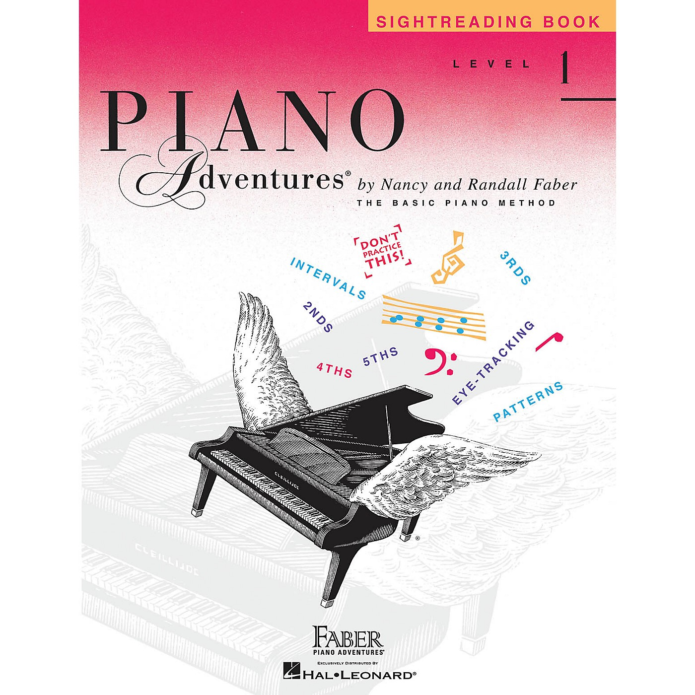 Faber Piano Adventures Sightreading Book Level 1 thumbnail