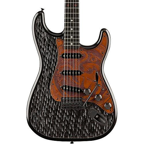 Fender Custom Shop Sigil Collection Game of Thrones House Targaryen Stratocaster thumbnail