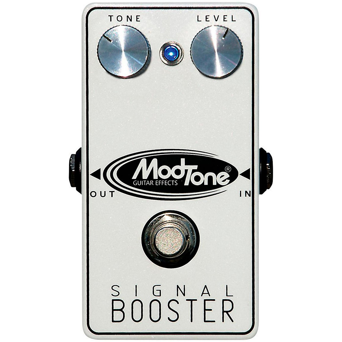 Modtone Signal Booster Guitar Pedal thumbnail