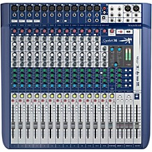 Soundcraft Signature 16 Analog Mixer