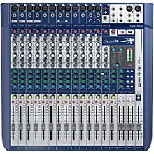 Soundcraft Signature 16 Analog Mixer