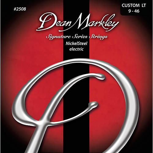 Dean Markley Signature Custom Light, 9-46 3 Pack thumbnail