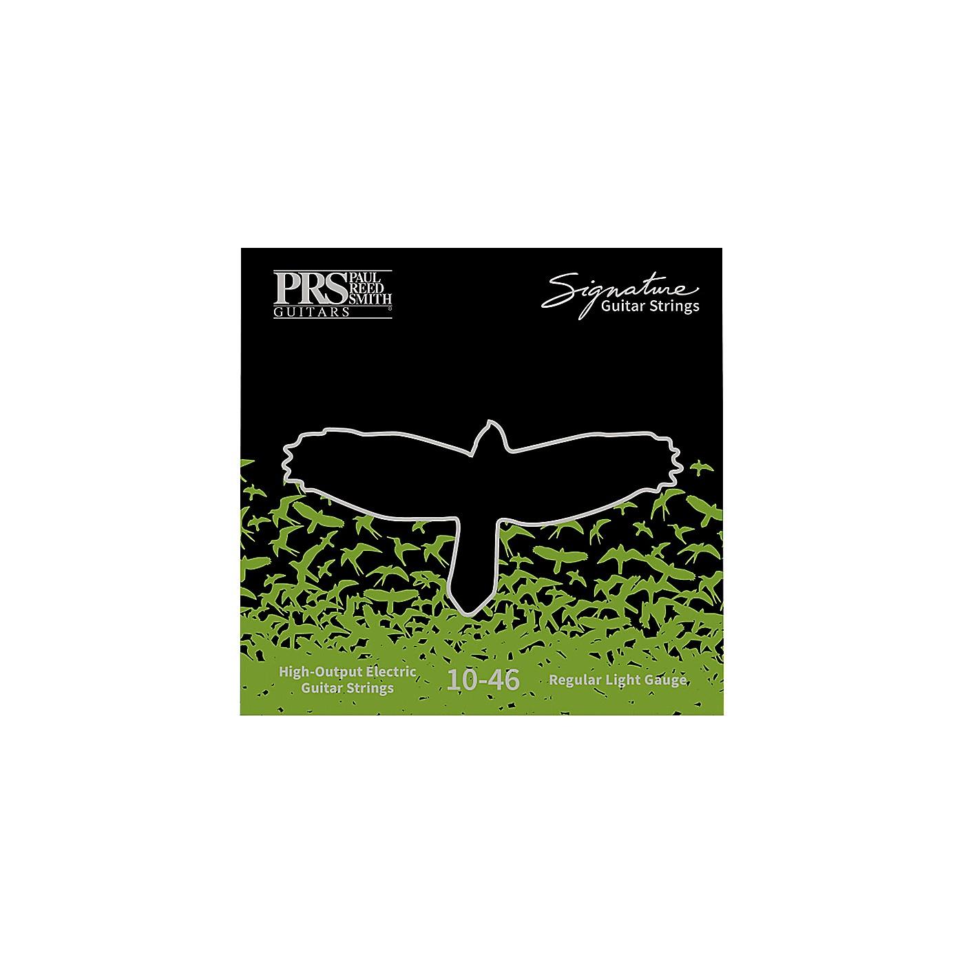 PRS Signature Electric Guitar Strings, Light (.010-.046) thumbnail