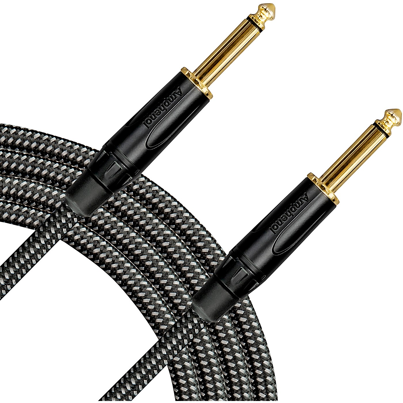Livewire Signature Guitar Cable Straight/Straight Black and Gray thumbnail
