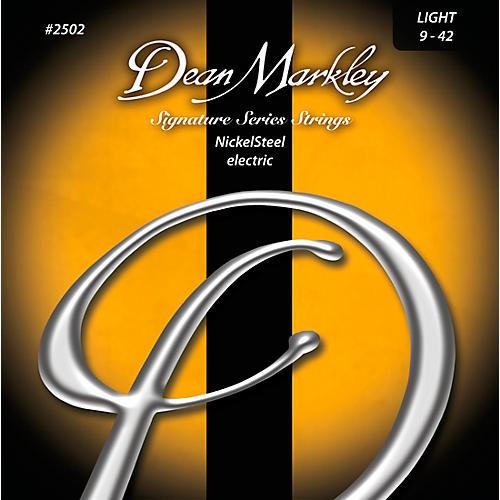 Dean Markley Signature Light, 9-42 3 Pack thumbnail