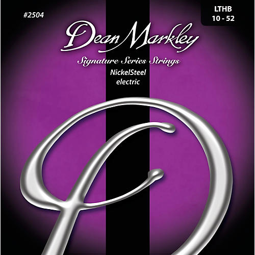 Dean Markley Signature Light Top Heavy Bottom, 10-52 3 Pack thumbnail