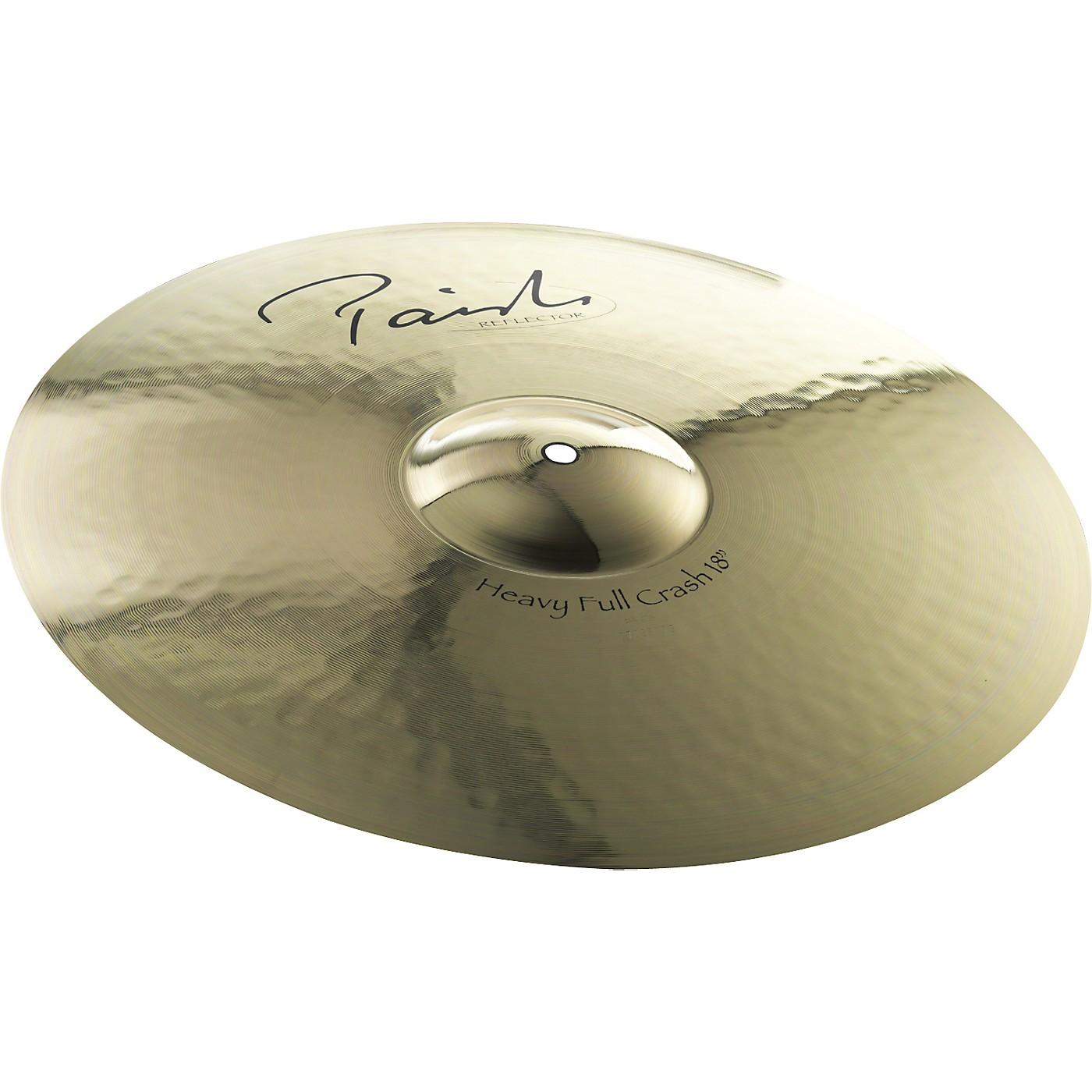 Paiste Signature Reflector Heavy Full Crash Cymbal thumbnail