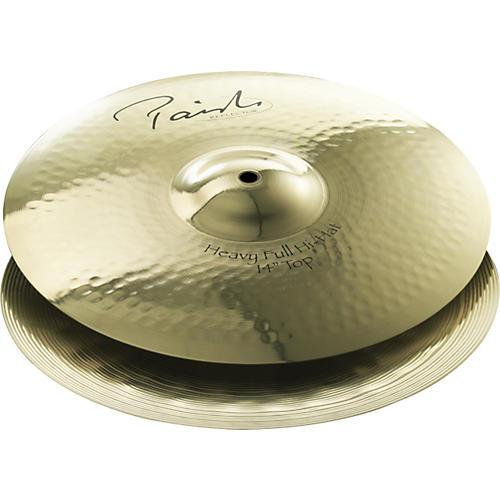 Paiste Signature Reflector Heavy Full Hi-Hat Cymbals thumbnail