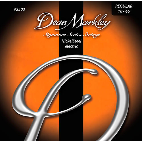 Dean Markley Signature Regular, 10-46 3 Pack thumbnail