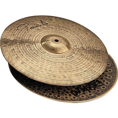 Paiste Signature Series Dark Energy MKI Hi-Hat Cymbal Pair thumbnail