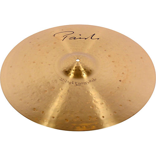 Paiste Signature Series Dark Energy MKII Ride Cymbal thumbnail