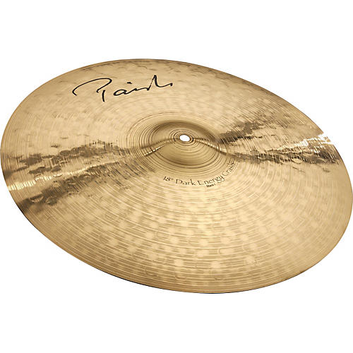 Paiste Signature Series Dark MKI Energy Crash Cymbal-thumbnail