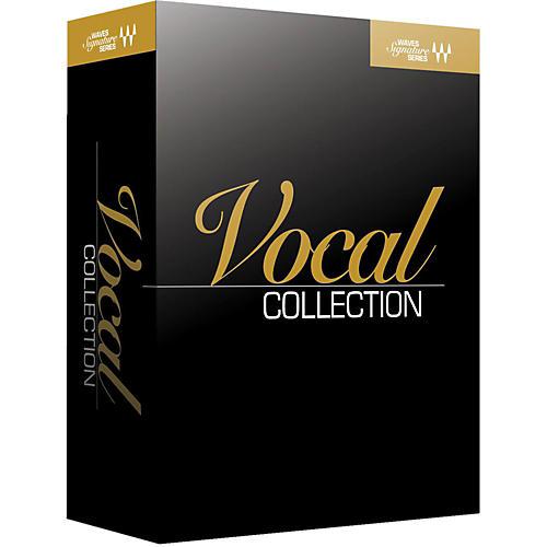 Waves Signature Series Vocals Native/TDM/SG Software Download thumbnail