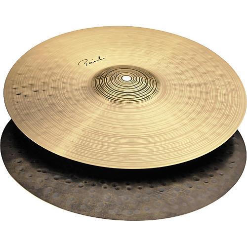 Paiste Signature Traditionals Medium Light Hi-Hat (Pair) thumbnail