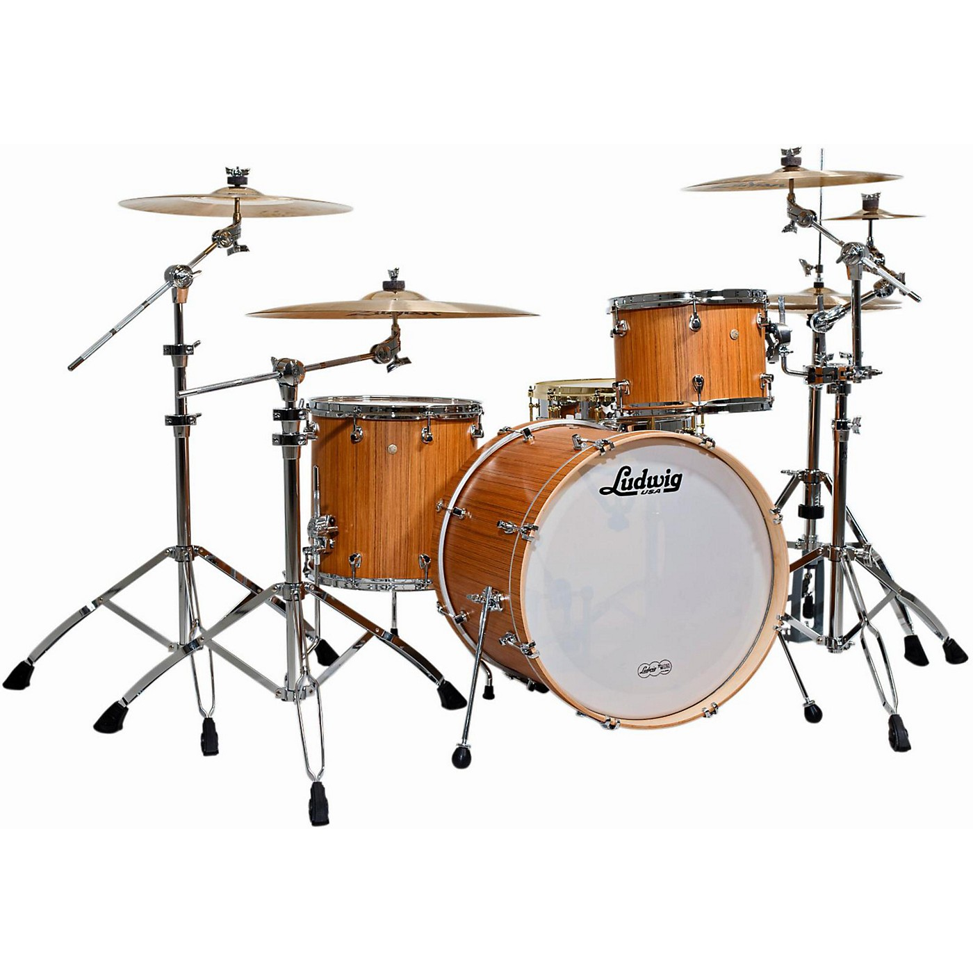 Ludwig Signet 105 Gigabeat 3-Piece Shell Pack thumbnail