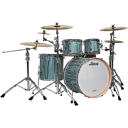 Ludwig Signet 105 Terabeat 4-Piece Shell Pack thumbnail