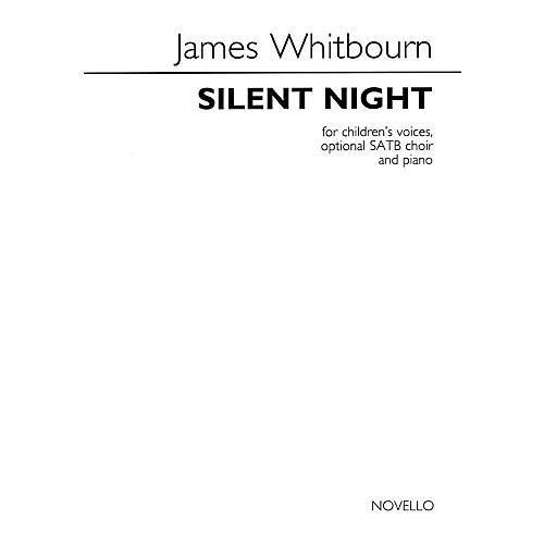 Novello Silent Night SATB/Childrens Choir Composed by James Whitbourn thumbnail