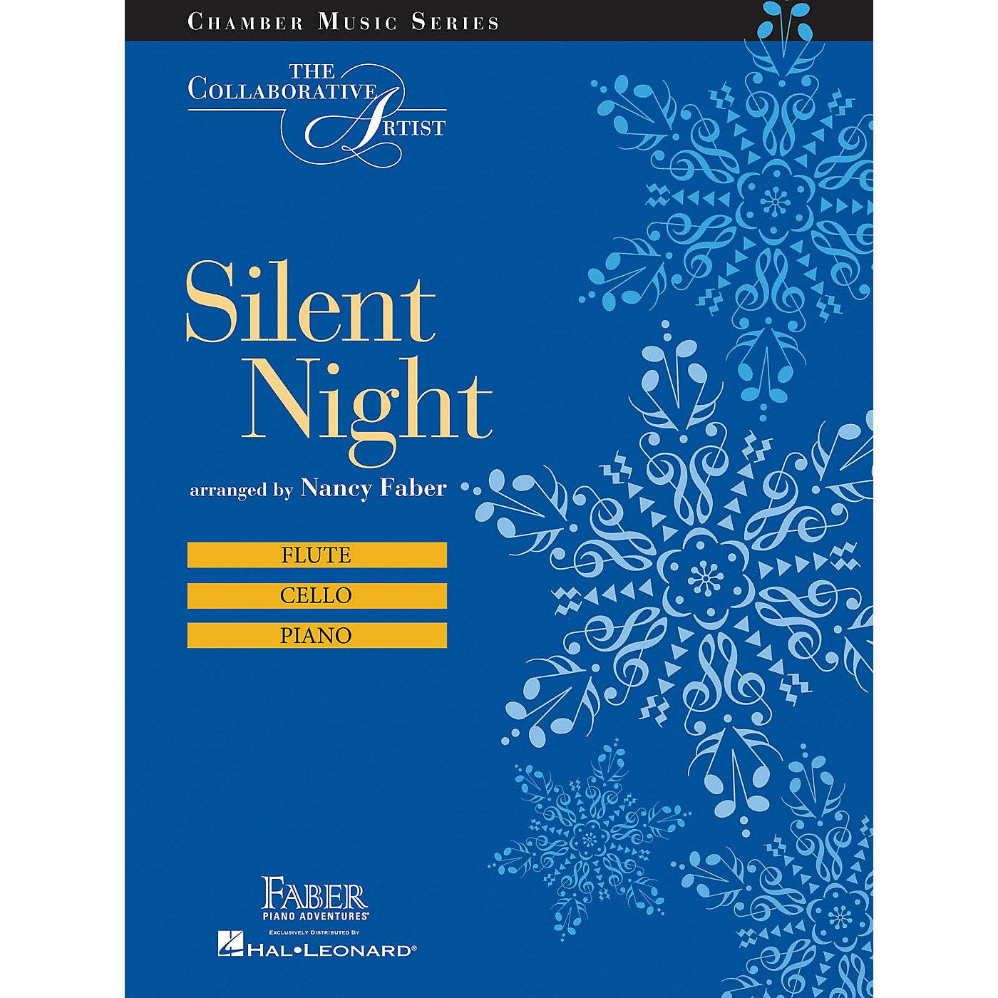 Faber Piano Adventures Silent Night (The Collaborative Artist Chamber Music Series) Faber Piano Adventures® Series thumbnail