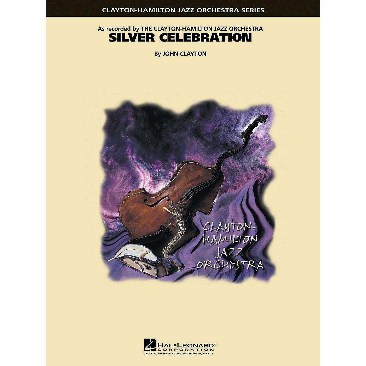 Hal Leonard Silver Celebration Jazz Band Level 5 Composed by John Clayton thumbnail