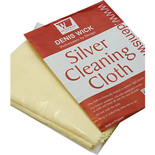 Denis Wick Silver Cleaning Cloth thumbnail