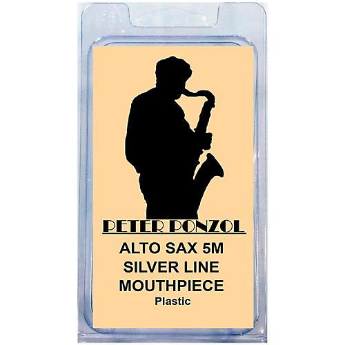 Peter Ponzol Silver Line Premium Saxophone Mouthpiece Kit thumbnail