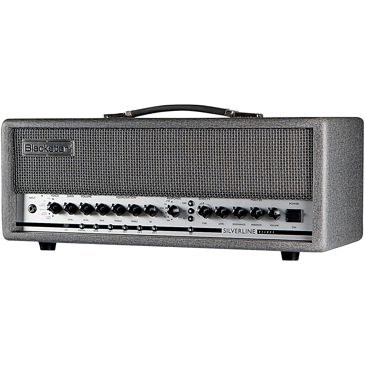 Blackstar Silverline Deluxe 100W Guitar Amp Head thumbnail