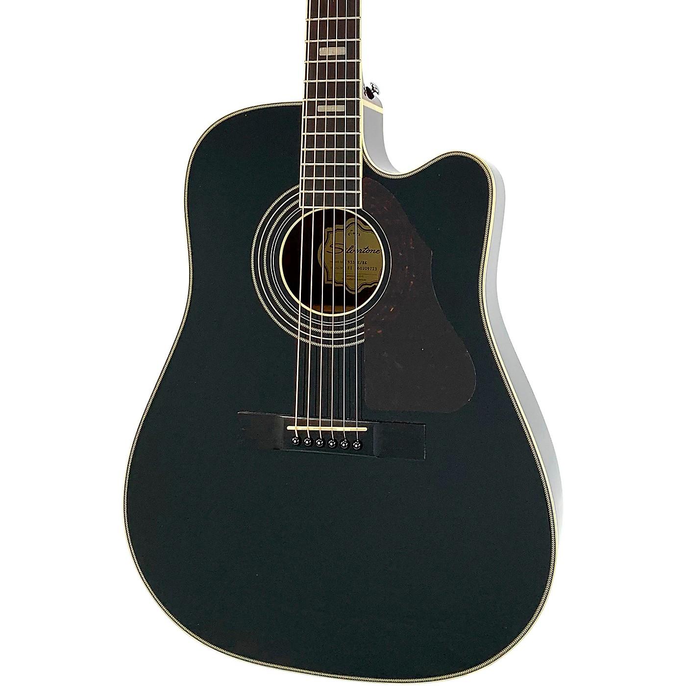 Silvertone Silvertone Dreadnaught Acoustic Electric Guitar thumbnail