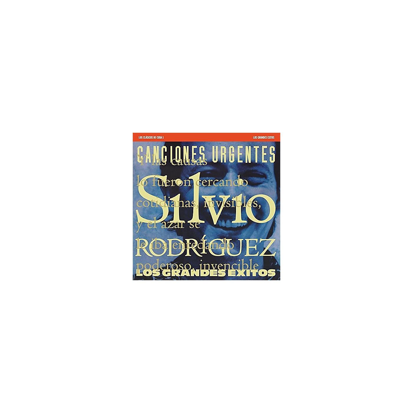 Alliance Silvio Rodriguez - Best of Silvio Rodriguez: Cuba Classics 1 thumbnail