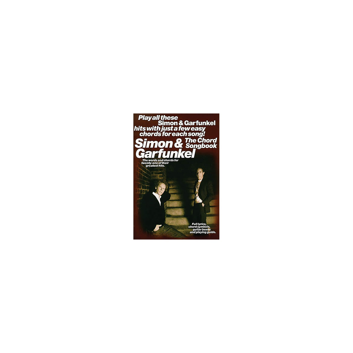 Music Sales Simon And Garfunkel - The Chord Songbook Music Sales America Series Softcover by Simon And Garfunkel thumbnail