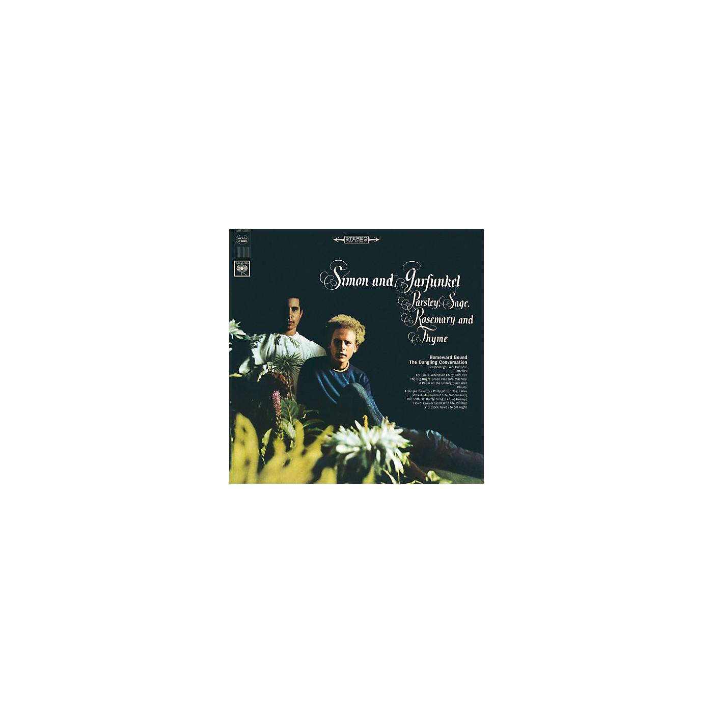 Alliance Simon & Garfunkel - Parsley, Sage, Rosemary and Thyme thumbnail