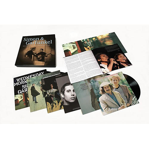 Alliance Simon & Garfunkel - The Complete Columbia Album Collection thumbnail