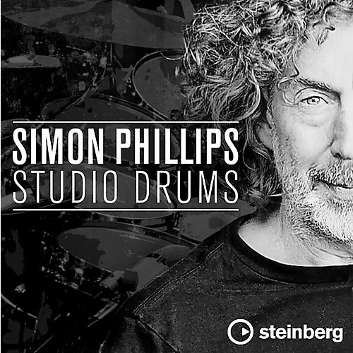 Steinberg Simon Phillips Studio Drums VST Sound Set thumbnail