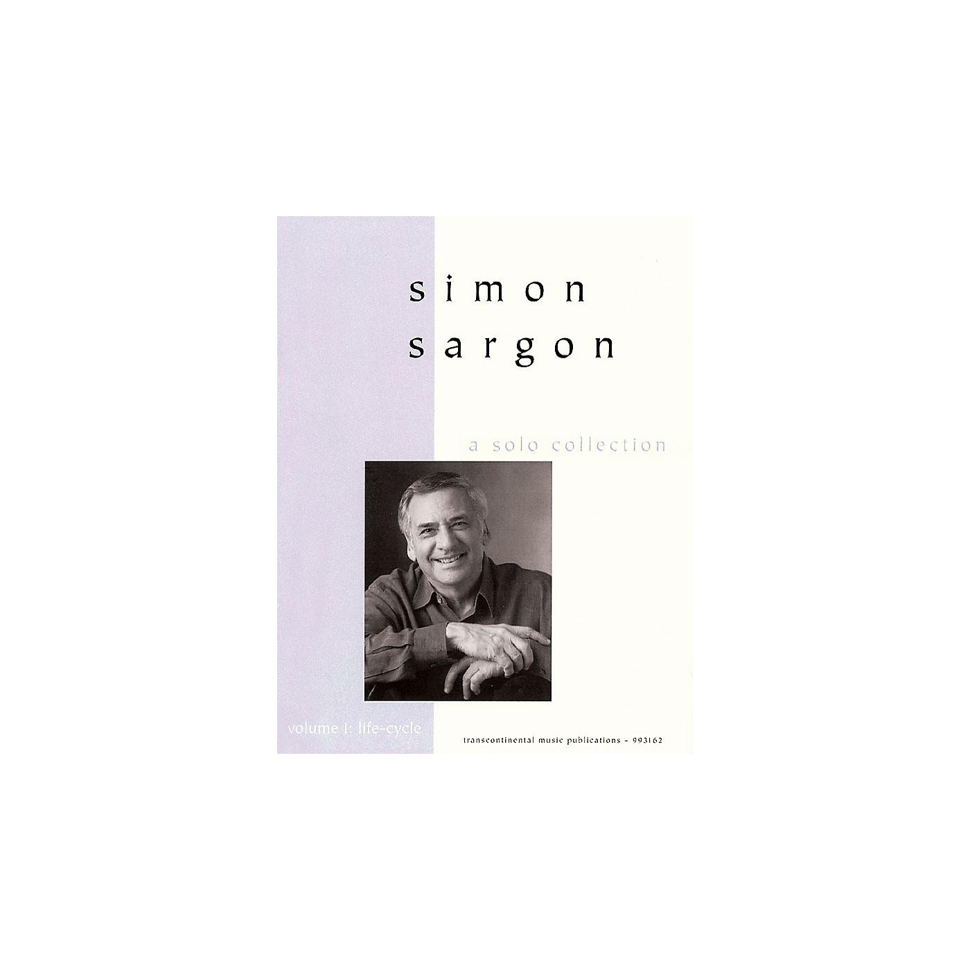 Transcontinental Music Simon Sargon - A Solo Collection Transcontinental Music Folios Series Performed by Simon Sargon thumbnail
