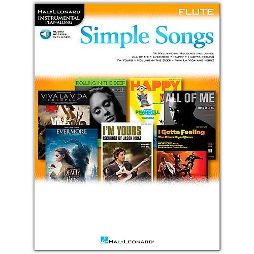 Hal Leonard Simple Songs (Flute) Flute thumbnail