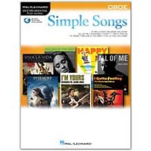 Hal Leonard Simple Songs (Oboe) Oboe