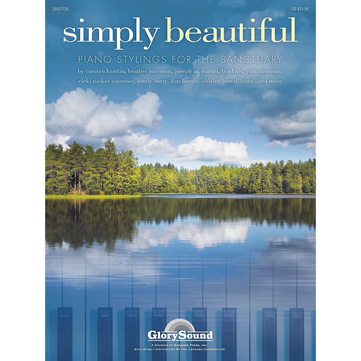 Shawnee Press Simply Beautiful PIANO SOLO thumbnail