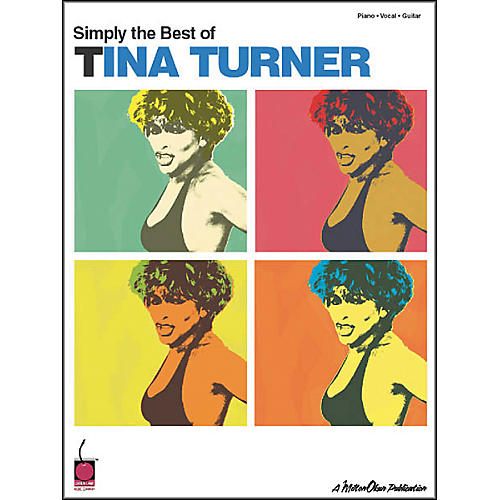 Cherry Lane Simply Best of Tina Turner Piano/Vocal/Guitar Artist Songbook thumbnail