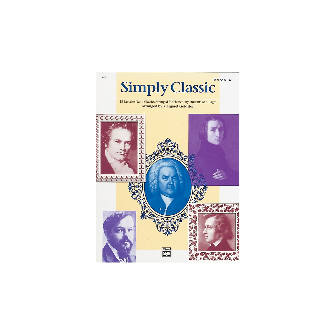 Alfred Simply Classic Book 1 Piano thumbnail