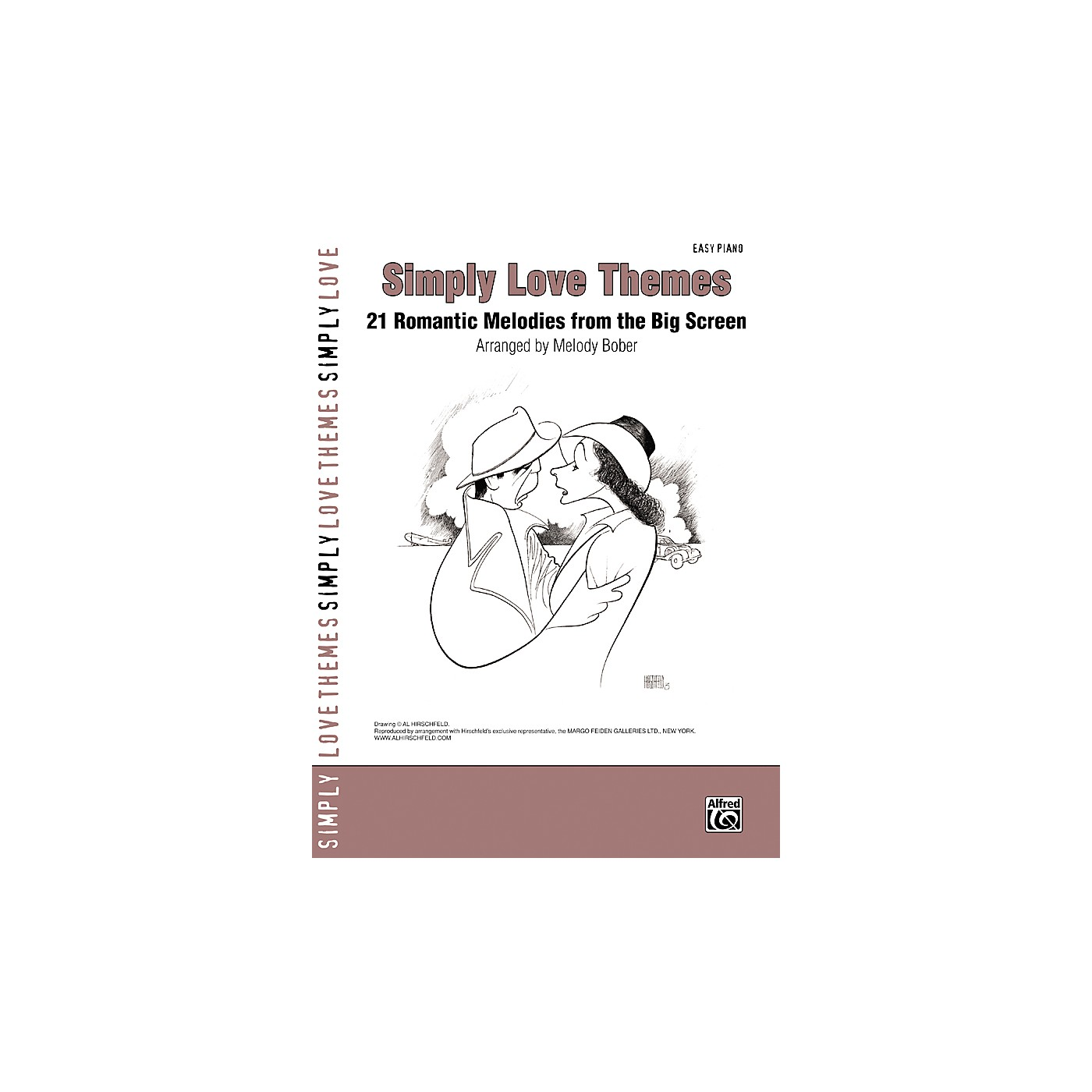 Alfred Simply Love Themes Easy Piano thumbnail